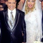 Valeria Marini e Giovanni Cottone