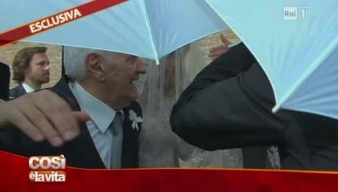 Matrimonio di Valeria Marini