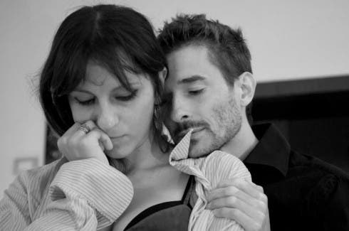 Nomadi di Parole - Giulia Telli e Simone Gerace