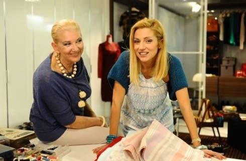Laura Pizzali e Barbara Nicolini