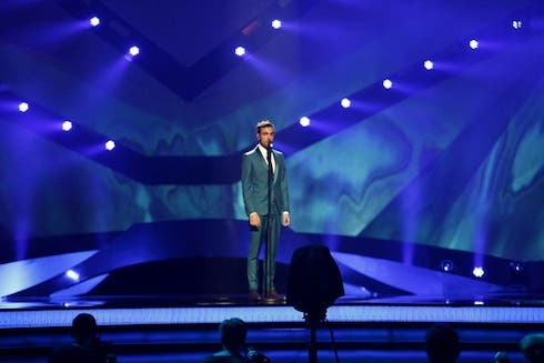 Marco Mengoni all'Eurovision Song Contest 2013