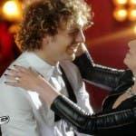 The Voice - Emanuele Lucas con Raffaella Carrà