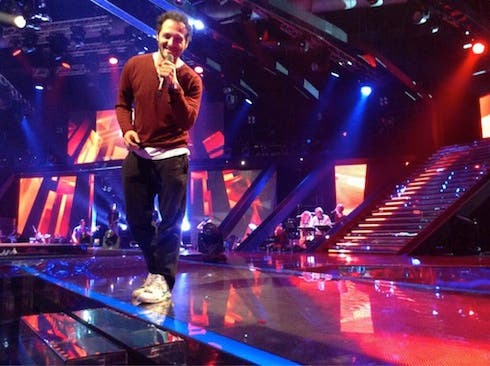 Fabio Troiano a The Voice