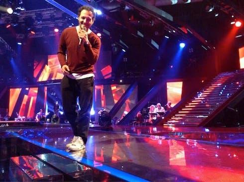 Fabio Troiano a The Voice