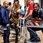 Casting X Factor 7 - concorrente uomo sui tacchi (3) - da sky.it