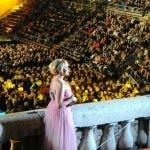 Arena di Verona Lo spettacolo sta per iniziare 2013