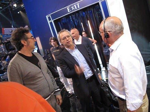 Enrico Mentana a Studio 5