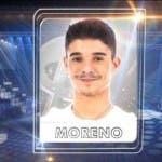 Moreno Donadoni classifica social