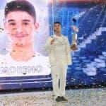 Moreno vince Amici