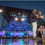 Mtv Awards Italia - Virginia Raffaele e Ubaldo Pantani