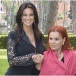 Pupetta Maresca e Manuela Arcuri