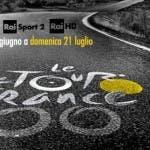 Tour de France su Rai3 ed Eurosport