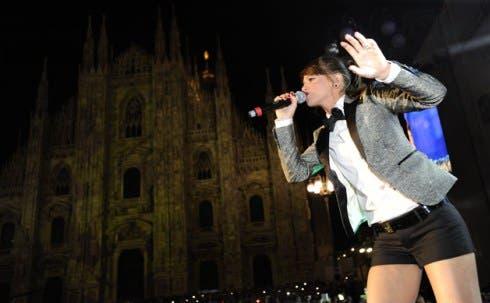 Radio Italia Live Alessandra Amoroso