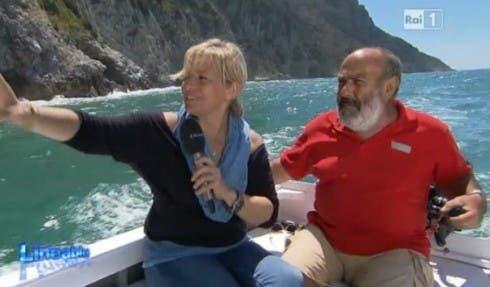 Linea Blu - Donatella Bianchi e Paolo Capponi