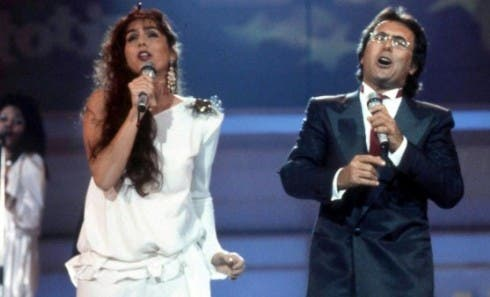 Albano canto con romina power ma non per soldi for Al bano e romina power
