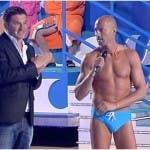 Stefano Bettarini vince Jump! Stasera Mi tuffo