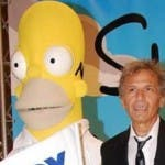 Tonino Accolla doppiatore Homer Simpson