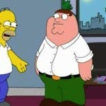 Homer Simpson e Peter Griffin