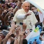 Papa Francesco GMG 2013