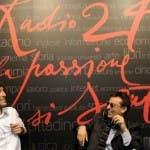 Giuseppe Cruciani e David Parenzo