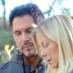 Bill (Don Diamont) e Brooke (Katherine Kelly Lang)