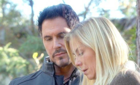 Don Diamont e Katherine Kelly Lang