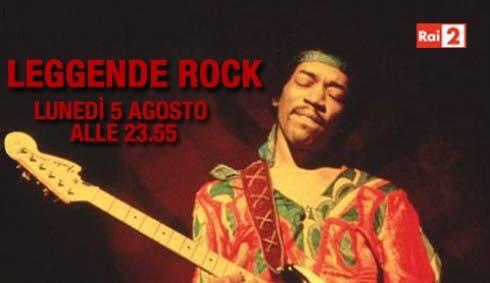 Jimi Hendrix - Leggende Rock