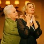 Susan Flannery e Katherine Kelly Lang