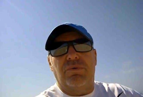 Vasco Rossi - in vacanza a Taranto
