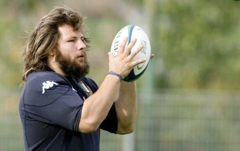 Martin Castrogiovanni - Rugby