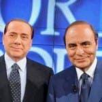 Bruno Vespa, Silvio Berlusconi
