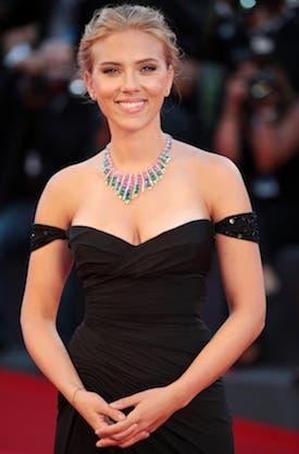 Scarlett Johansson - Festival del Cinema di Venezia 2013