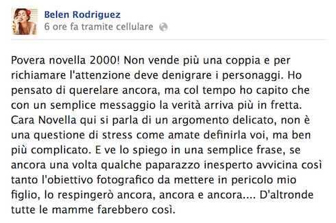 Belen - Facebook - Novella2000