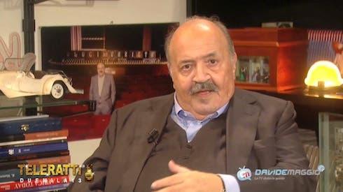 Maurizio Costanzo -  TeleRatti 2013