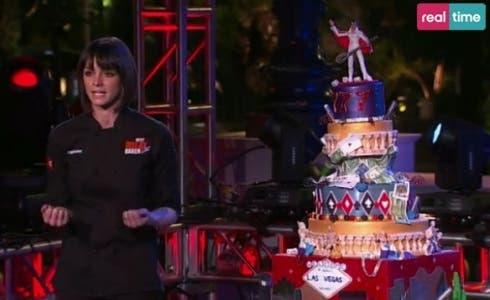 Il boss delle torte - La sfida 3 - Ashley