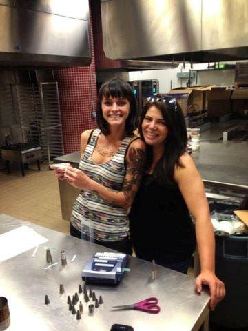 Il boss delle torte - La sfida 3 - Ashley e Letty (da Facebook)