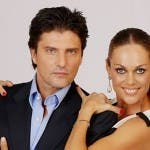 Lorenzo Flaherty e Natalia Titova