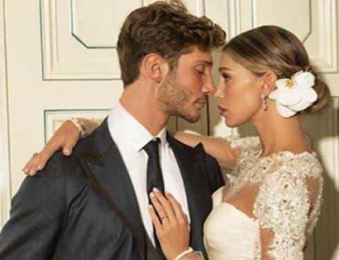 Matrimonio Belen Rodriguez e Stefano De Martino