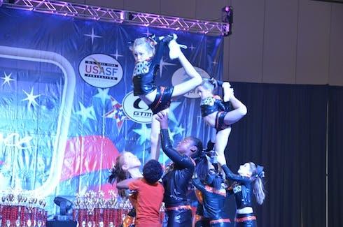 Mia Figlia è una Cheerleader