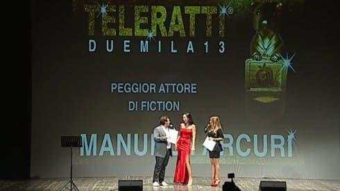 Michelle Bonev - TeleRatti 2013 - Davide Maggio - Selvaggia Lucarelli