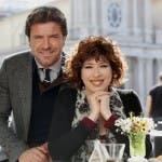 Paolo Conticini e Veronica Pivetti