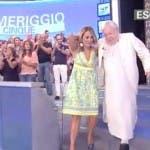 Paolo Villaggio a Pomeriggio Cinque
