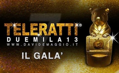 TeleRatti 2013 - Serata finale al Teatro Novelli di Rimini