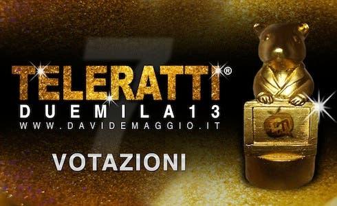 TeleRatti 2013 - votazioni
