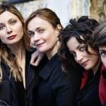 Una mamma imperfetta_foto di Angelo Turetta__MG_2098_da sinistra Anna Ferzetti, Lucia Mascino (protagonista), Alessia Barela, Vanessa Compagnucci