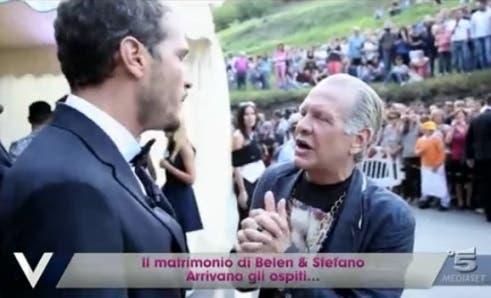 Verissimo - Matrimonio Belen e Stefano