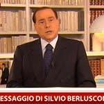 Silvio Berlusconi, videomessaggio