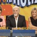Virginia Raffaele, Antonio Ricci, Michelle Hunziker