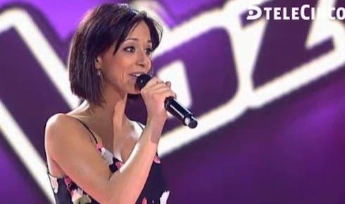 Cassandra De Rosa The Voice Spagna