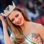 Giusy Buscemi - Miss Italia 2012 (foto Ansa)
